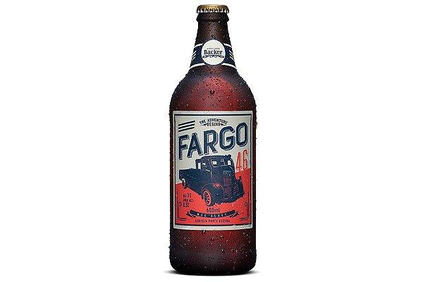 Cerveja Backer Fargo 46 Wee Heavy (Strong Scotch Ale) 600 ml