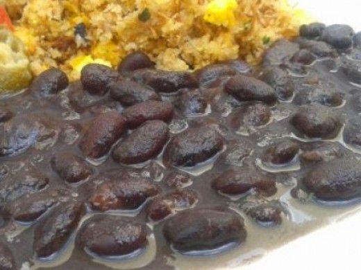 Feijão Preto 500 gramas