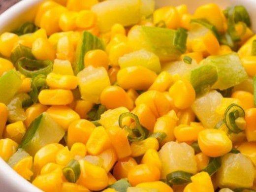 Milho Verde Refogado 400 gramas