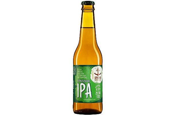 Cerveja Imigração Citrus Juice IPA 355 ml