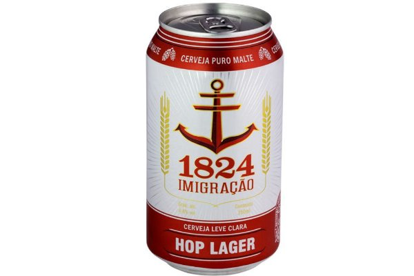 Cerveja Imigração Hop Lager 350 ml