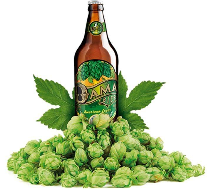 Cerveja Dama Bier American Larger 600ml