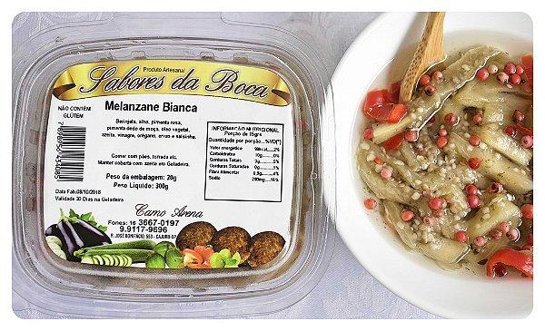 MELANZANE BIANCA 150G SABORES DA BOCA