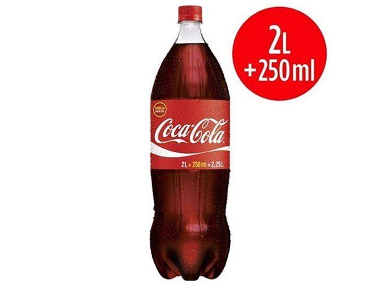 COCA COLA 2,25L