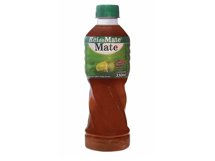 CHÁ MATE LIMÃO 350ML REI DO MATE