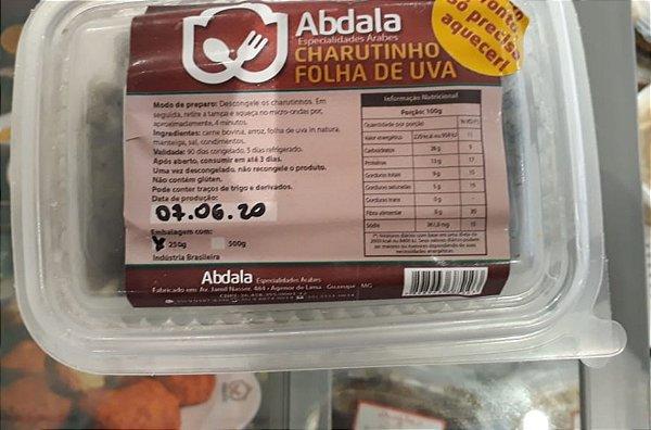 CHARUTINHO DE FOLHA DE UVA 250 GRAMAS ABDALA