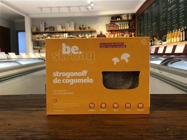 STROGONOFF DE COGUMELOS 350G BE HEALTHY