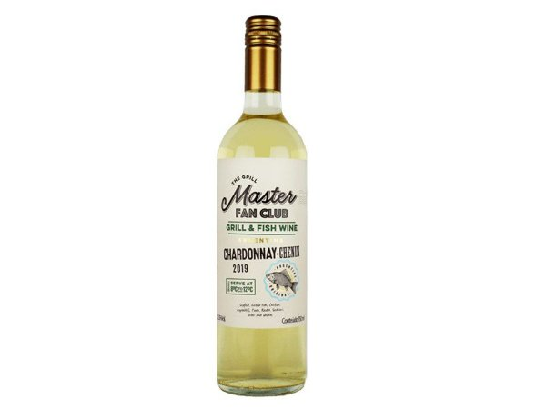 VINHO CHARDONNAY 750ML THE GRILL MASTER
