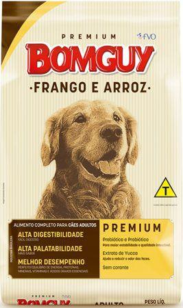 Bomguy Premium Frango e Arroz Adulto