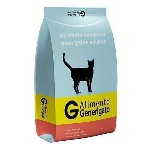 Ração Para Gato Generigato Mix