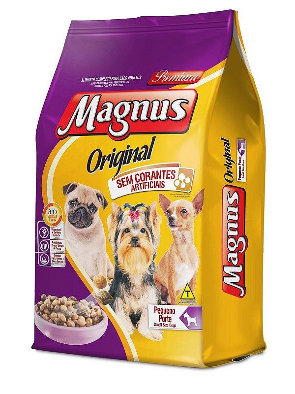 Ração Magnus Original Premium Pequeno Porte 15KG