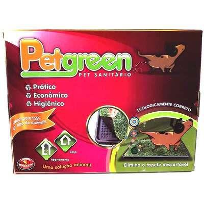 Tapete Higiênico Pet Green Furacão Pet