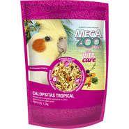 Ração Megazoo Mix para Calopsita Tropical 1,2kg