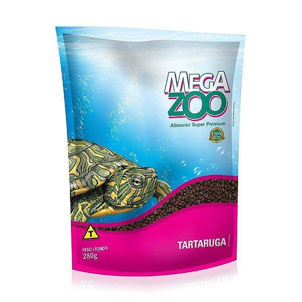 Ração Extrusada Megazoo para Tartarugas 280g