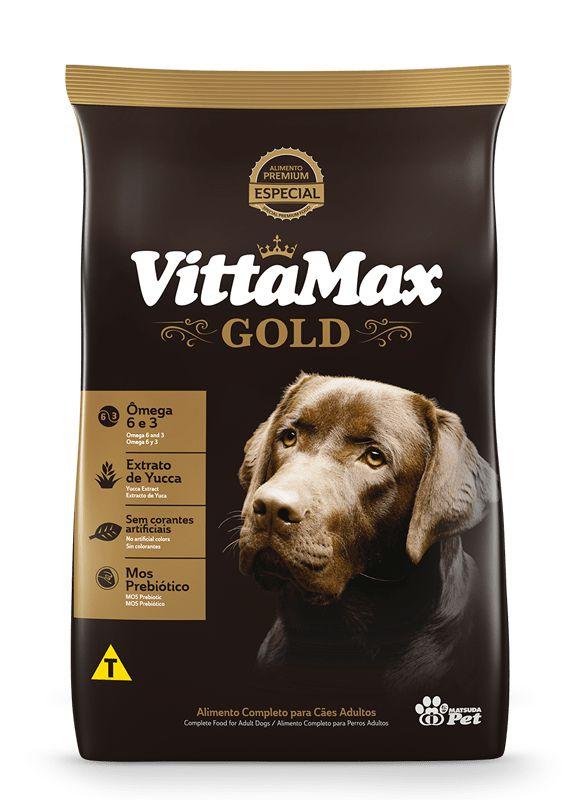 Ração Vittamax Gold 15kg