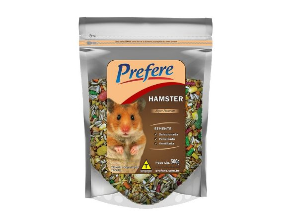 Prefere Mistura Para Hamster 500g