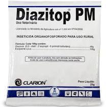 Diazitop PM – Inseticida Organofosforado – uso rural – 25g – Vetoquinol