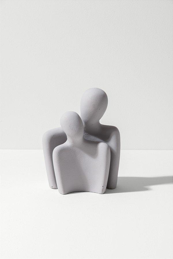 escultura couple