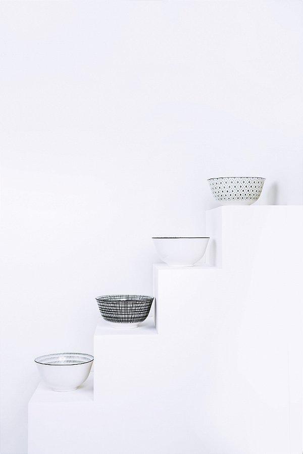 conjunto de bowls P&B