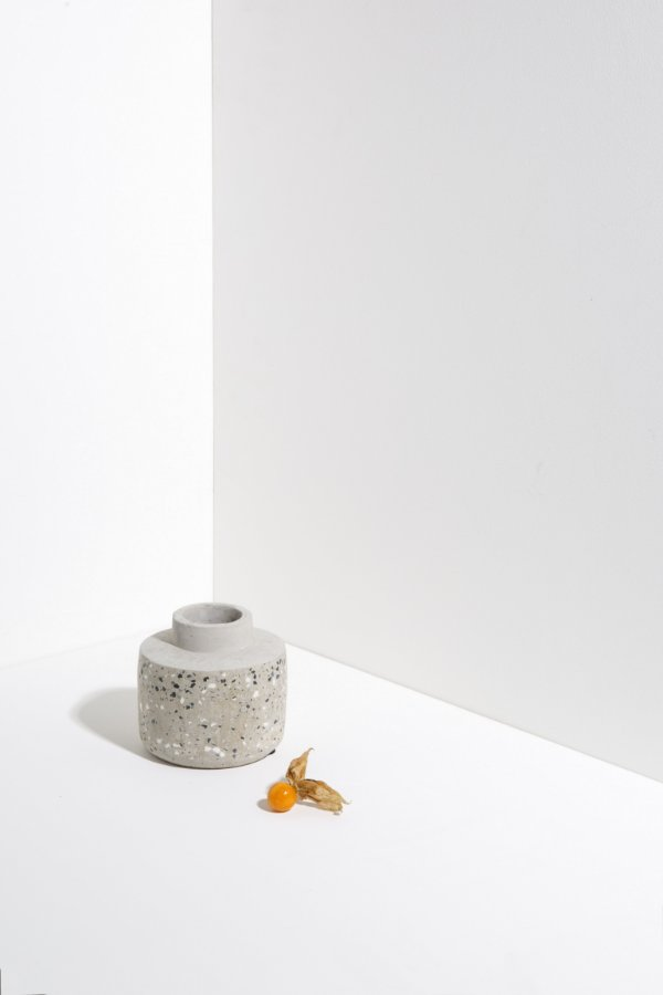vaso de cimento granilite P