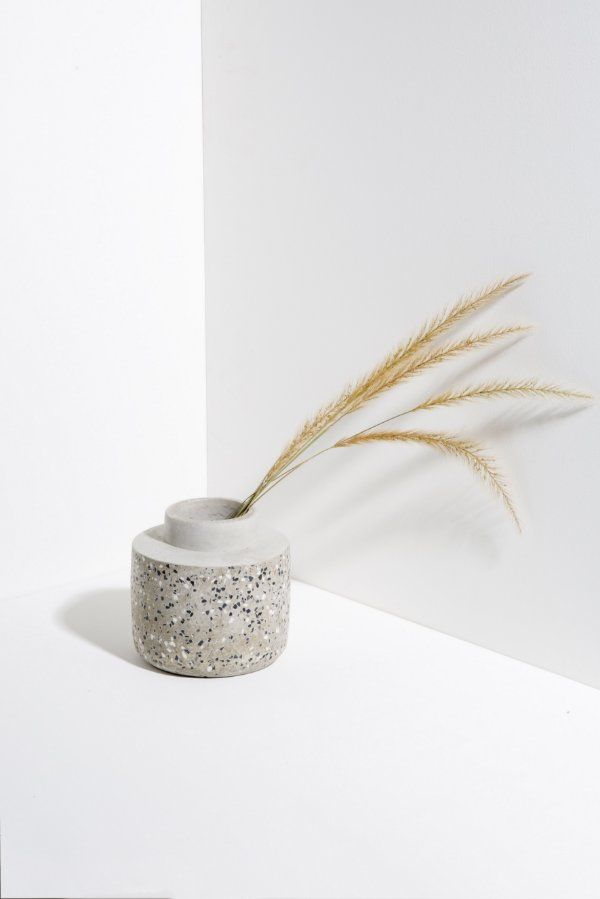 vaso de cimento granilite G