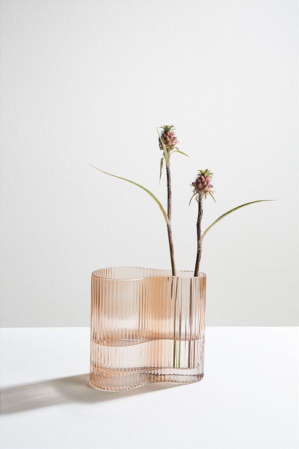 vaso de vidro meyer rosé P