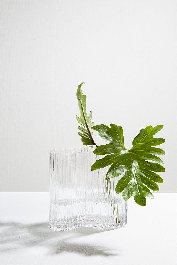 vaso de vidro meyer transparente M