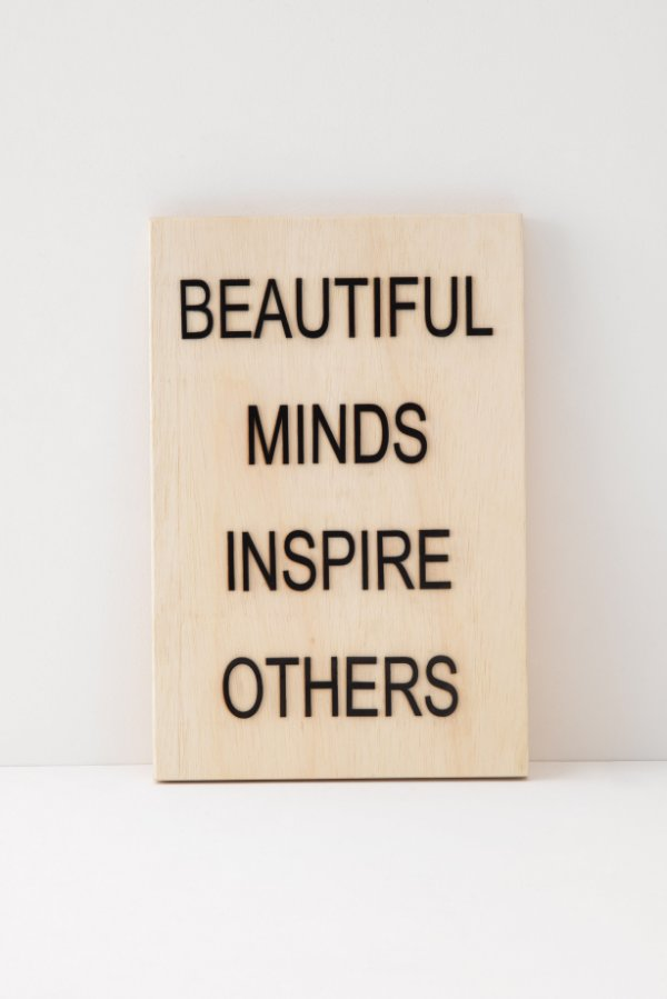 quadro beautiful minds inspire others