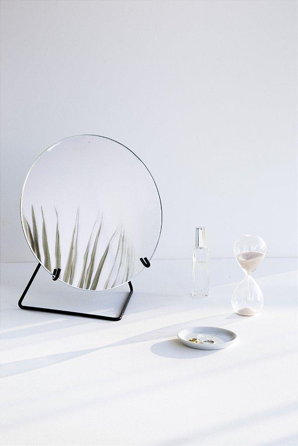 espelho de mesa luna