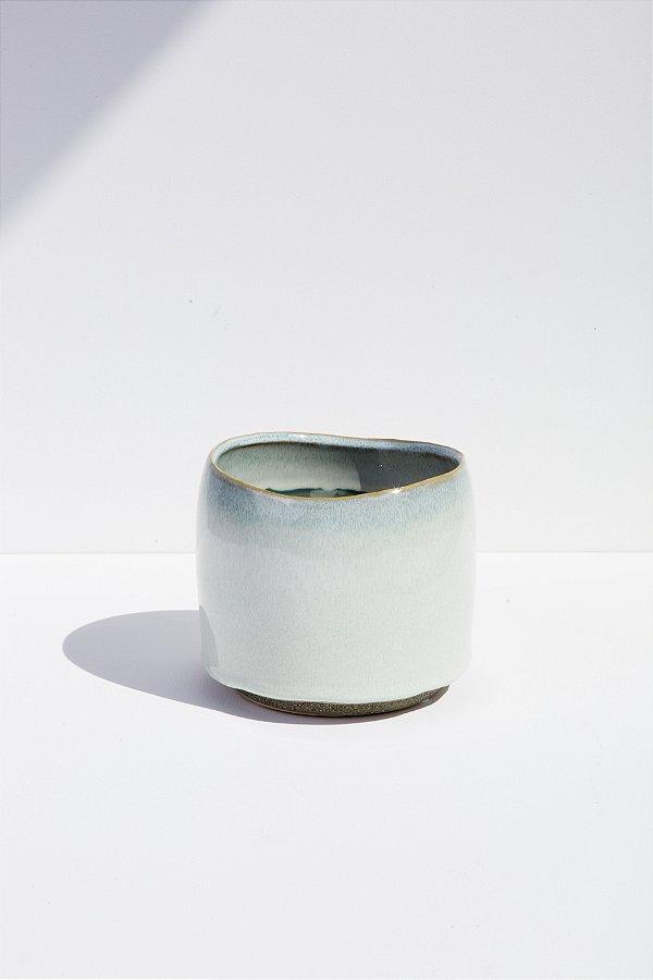 cachepot de cerâmica bora bora