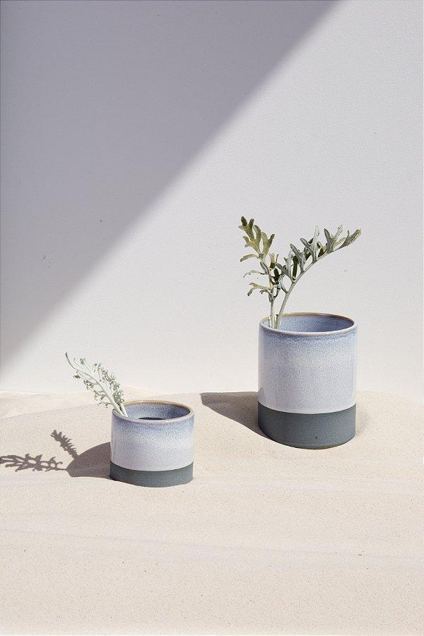 cachepot de cerâmica myk