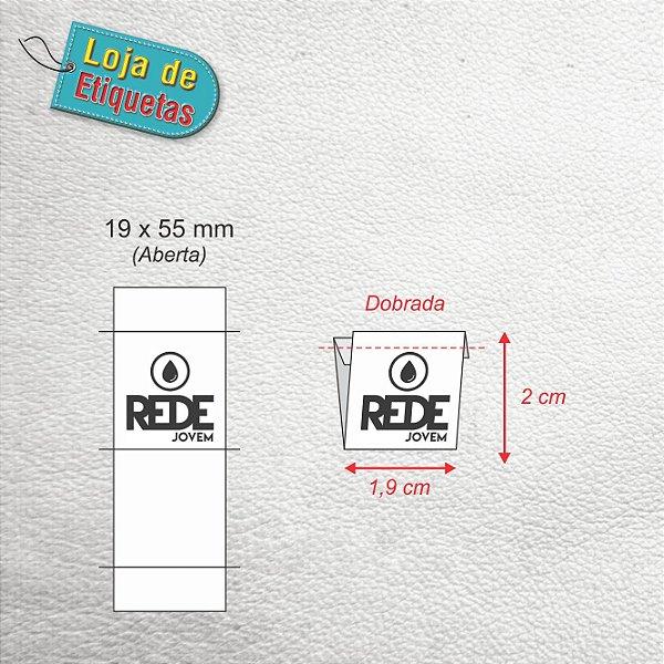 REDE JOVEM - Etiqueta Clip