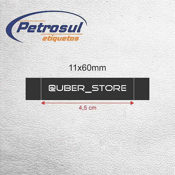 UBER STORE - PALITO 11X60MM  - 3.000 PEÇAS