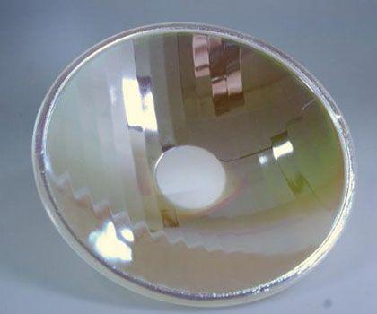 Espelho Refletor Reflex Dabi Multifacetado Antigo