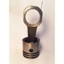 Pistão E Biela Compressor Stelo 47 mm (Sem Anel Segm)