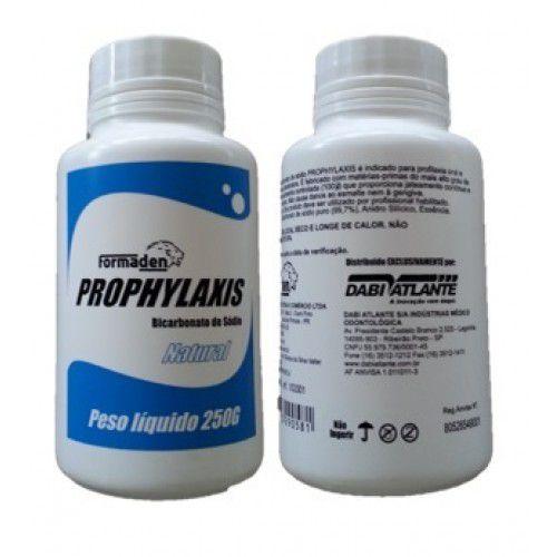 Frasco 250 gramas Bicarbonato profilaxia  ( Dabi - D700 - Alliage )