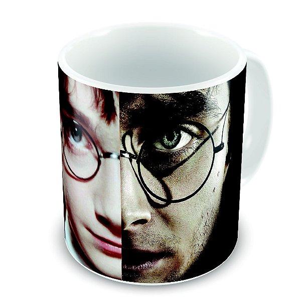 Caneca de cerâmica - Harry Potter - 325 mL