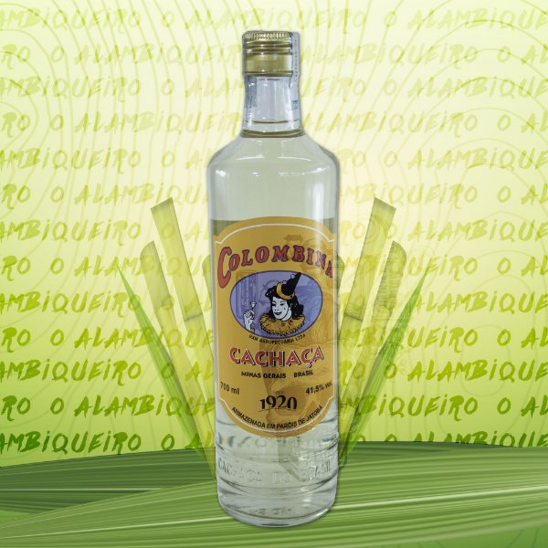 Cachaça Colombina 700ml