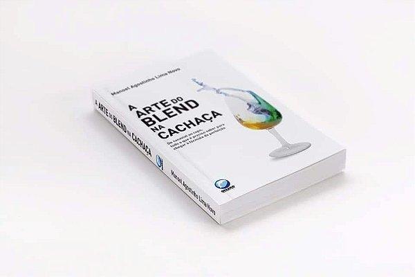 Livro A Arte do Blend na Cachaça