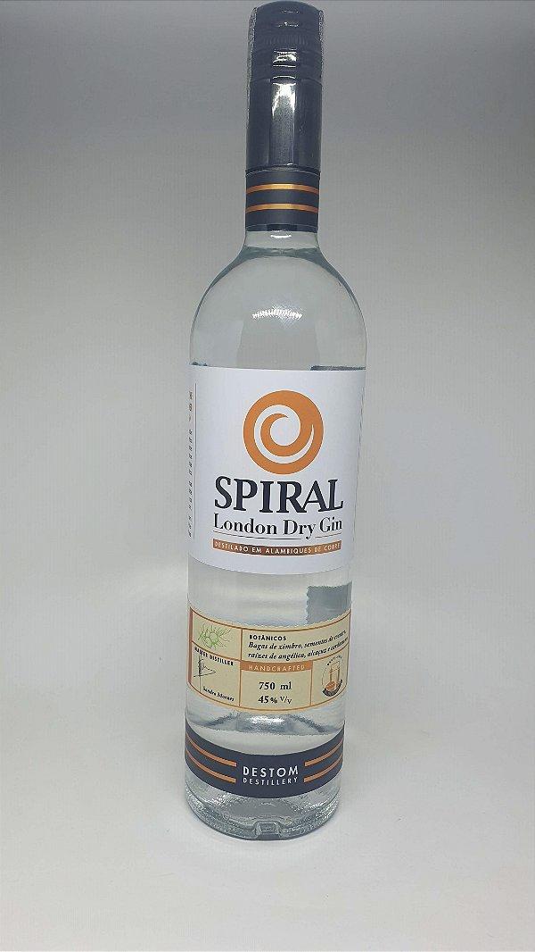 Spiral London Dry Gin 750ml