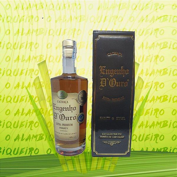 Cachaça Engenho D'ouro Extra Premium 700ml