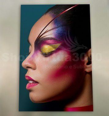 Papel Fotográfico Glossy Dupla Face 230g/m² - A4  ShopVirtua3000 (BC-2027) - 100 Folhas