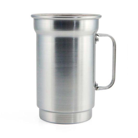 Caneca de Alumínio para Sublimação Brilhante 650ml - 12 Unidades (Caixa Fechada) (AL4012)