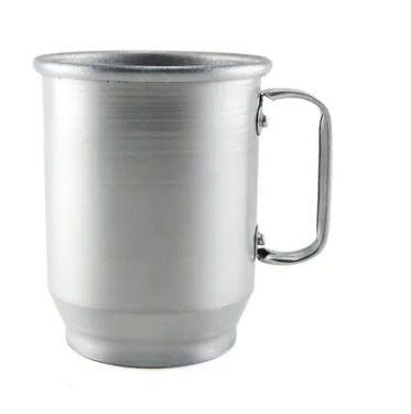 Caneca de Alumínio para Sublimação Fosca 500ml - 01 Unidade (UD3350)