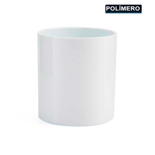 Copo de Polímero Branco Premium Classe AAA 325ml Resinado para Sublimação (Sem alça) - 12 Unidades (Caixa Fechada)