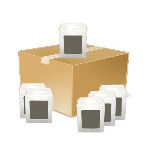 Caixinha Branca Para Azulejo ou Relógio 20x20 cm (PH041) - 10 Unidades