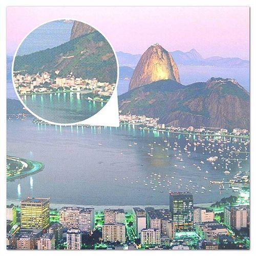 Papel Fotográfico Texturizado Ponto Glossy A4 230g - 100 Folhas