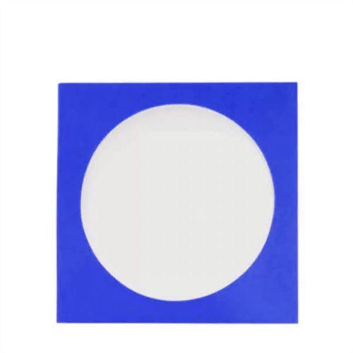 Envelope papel janela Acetato Azul Escuro - 1000 Unidades