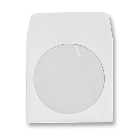 Envelope papel janela Acetato Branco - 1000 Unidades