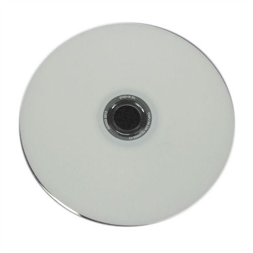 DVD+R Dual Layer Elgin (ID: UMEDISC) 8X 8.5GB Dual Layer Printable Branco - 01 Unidade